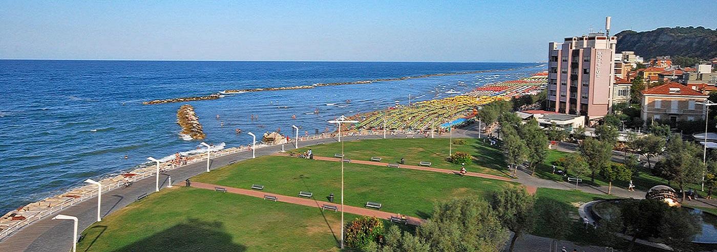 Hotels de Pesaro <strong>avec 4 etoiles</strong>
